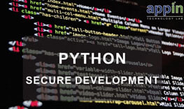 Python Secure Development